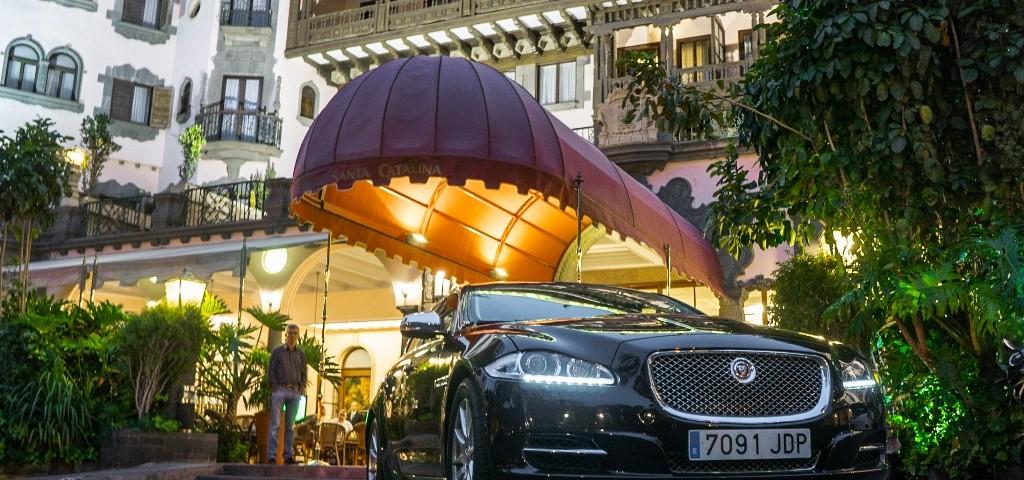 Chofer Jaguar Gran Canaria 1